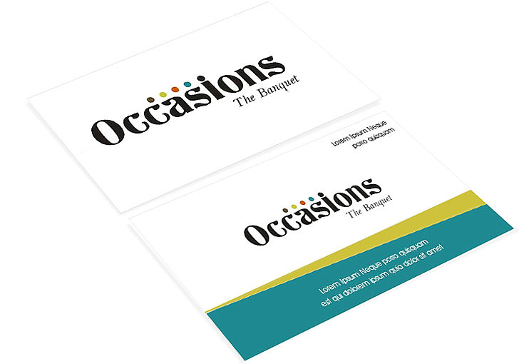 Occasions - The Banquets